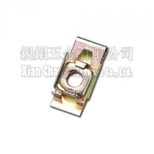 U-shaped clip ordering product U-Type Wide Plate Nuts (Screw Type)